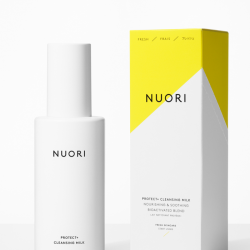 Nuori - Protect + Cleansing Milk